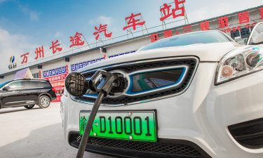 How China sped ahead of Europe in electric vehicles - and could do the same in mobility services
